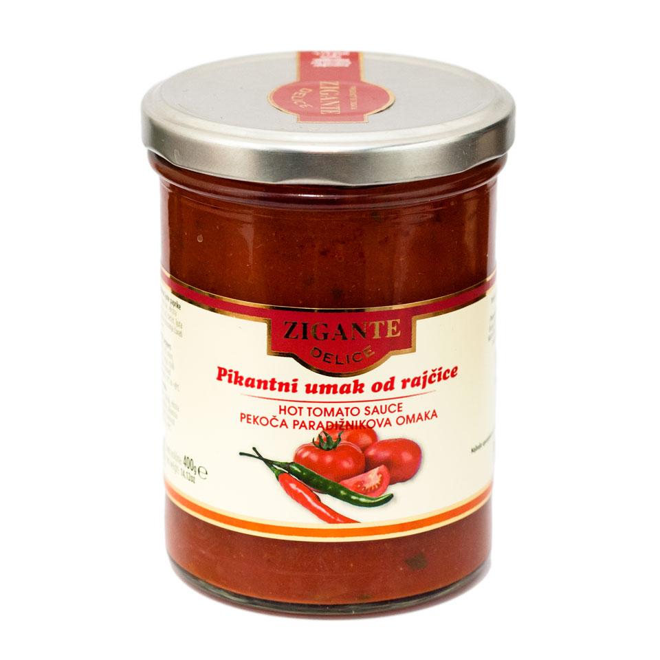 Umak od rajčice pikantni