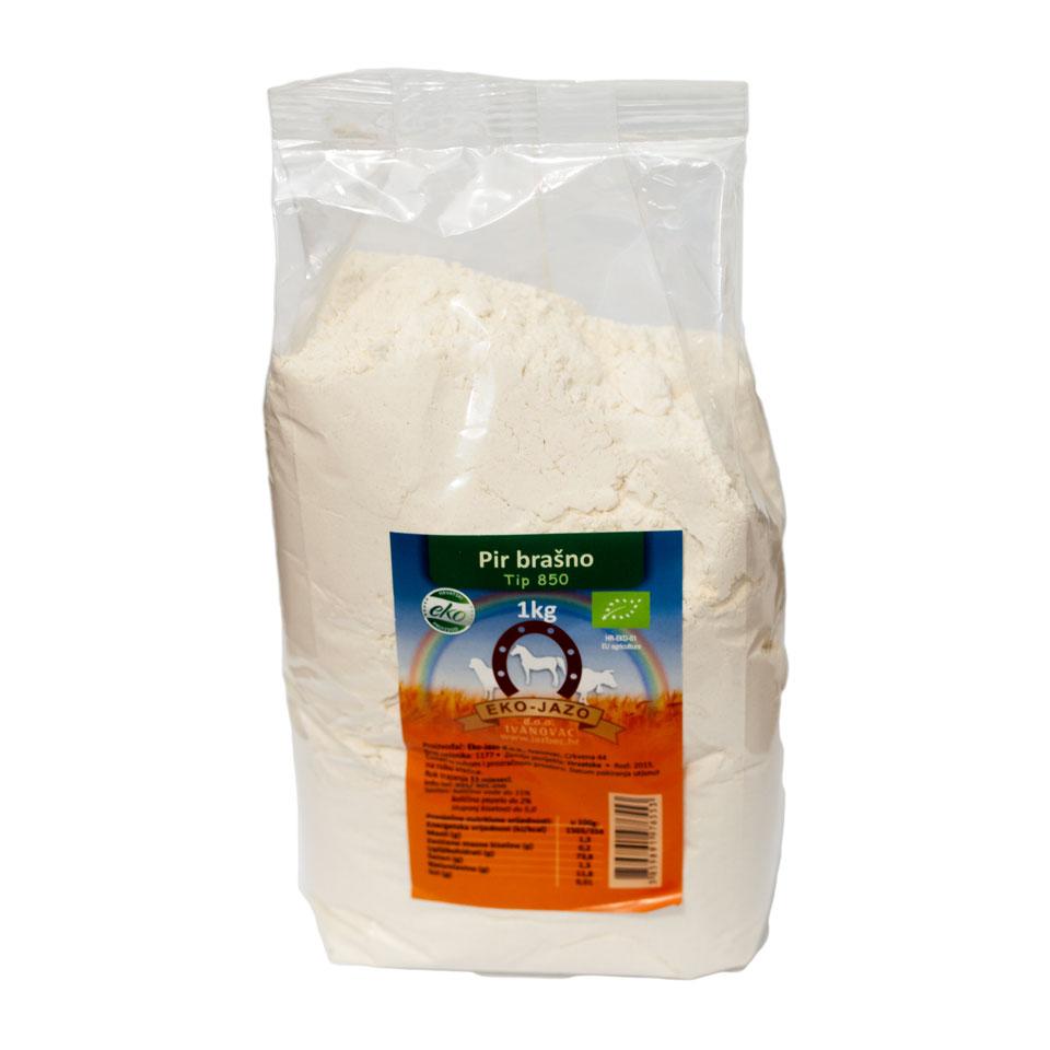 Dinkel-pir brašno t850