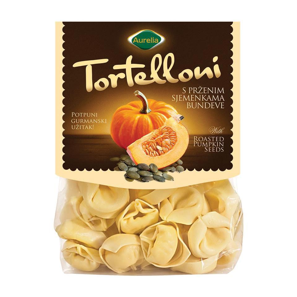 Tortelloni bundeva
