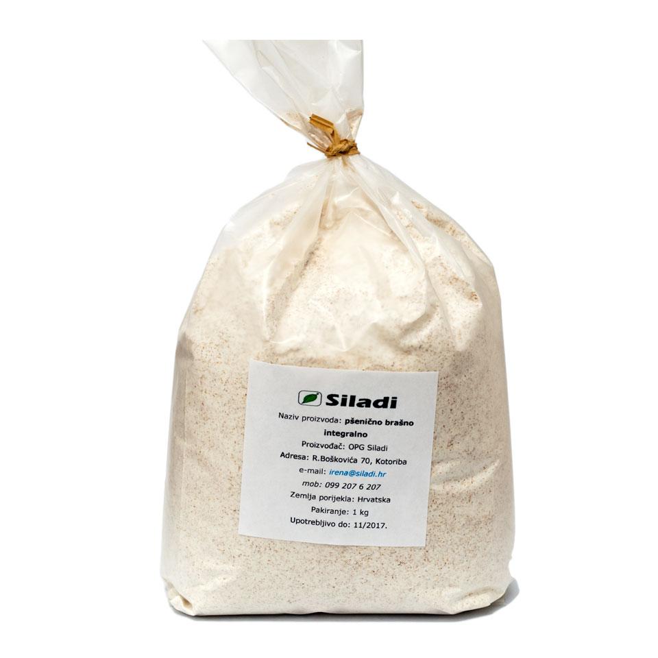 Pšenično brašno integralno