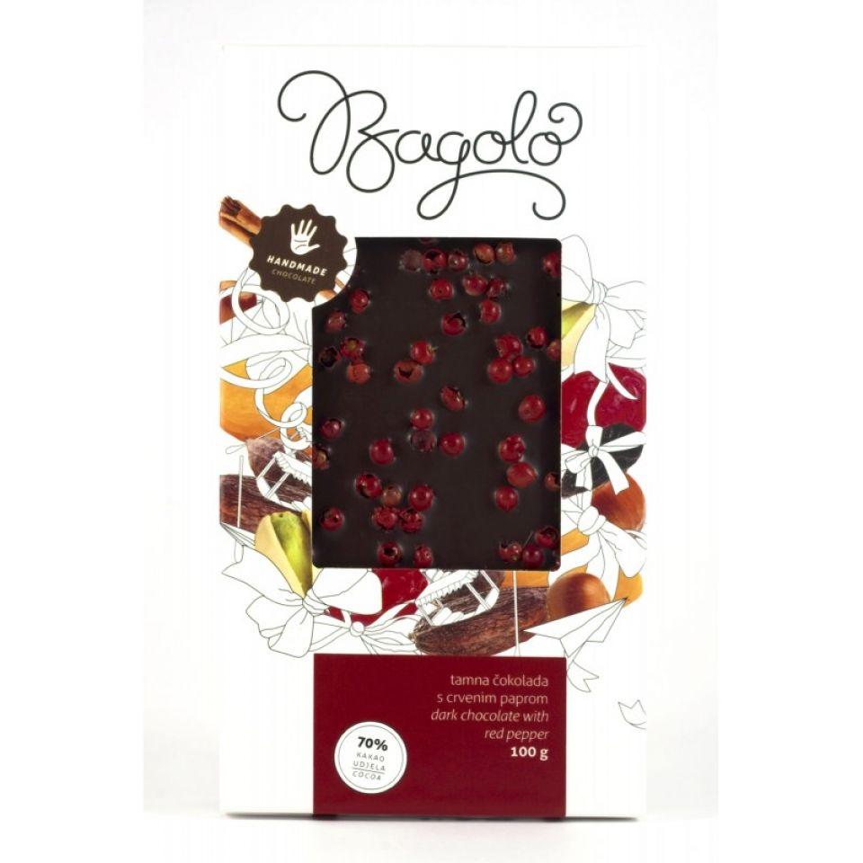 Čokolada tamna papar
