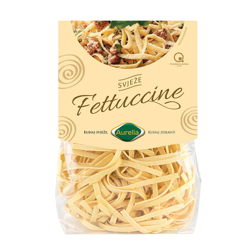 Fettuccine svježe