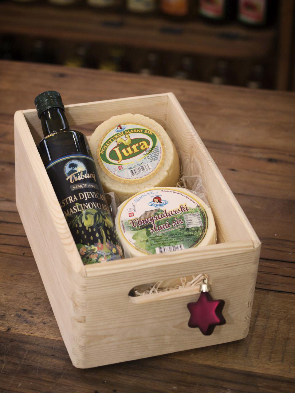 "Poklon paket ""Veronika i maslinovo ulje"""
