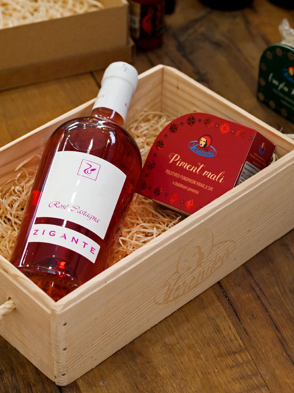 """Poklon paket """"Piment i Rose"""""""