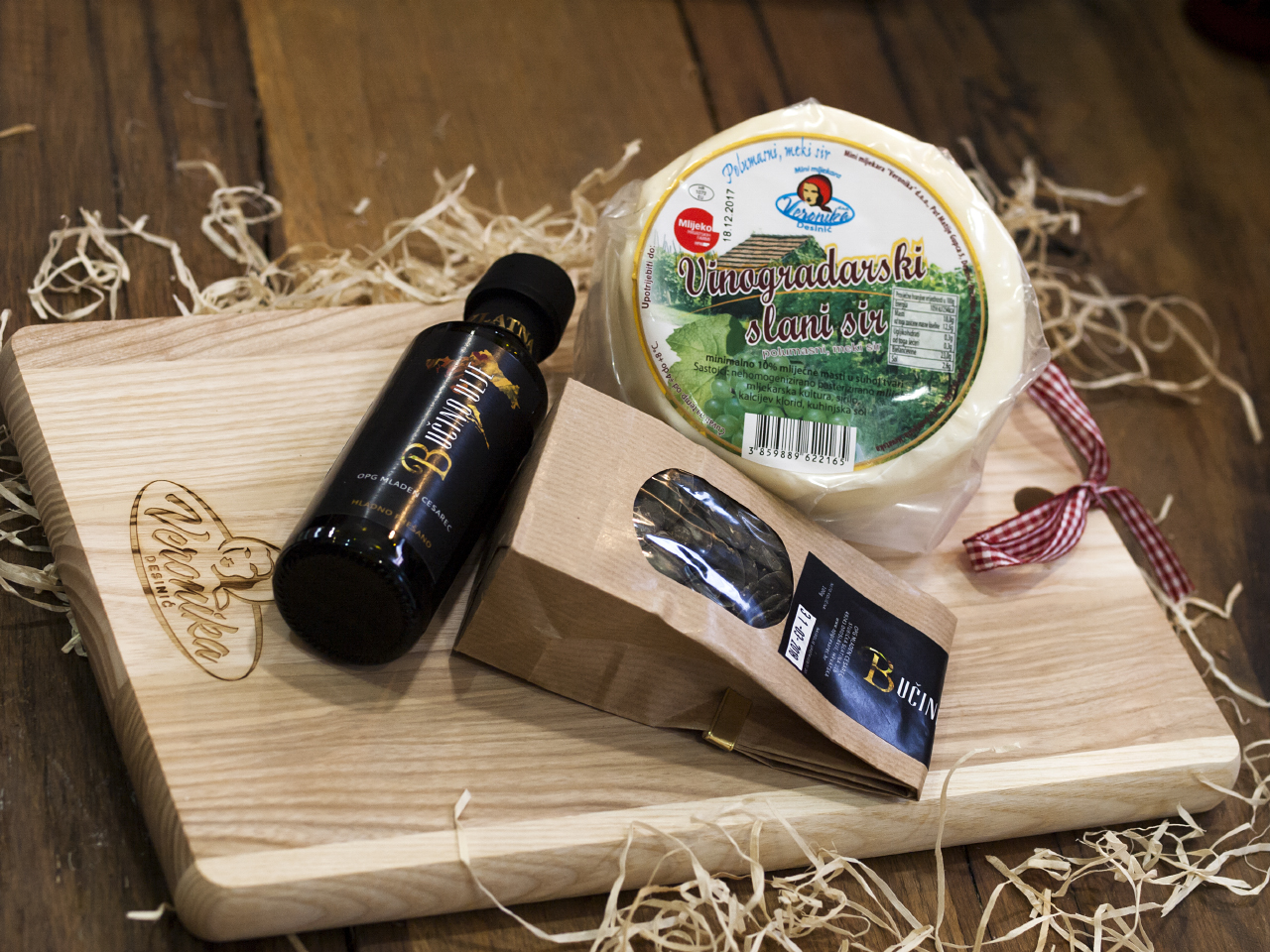 "Poklon paket ""Buča u vinogradu"""