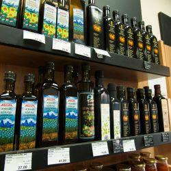 Domaće bučino i djevičansko maslinovo ulje