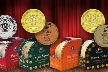 Uspjeh Mini mljekare Veronika na ocjenjivanju mlijeka i mliječnih proizvoda