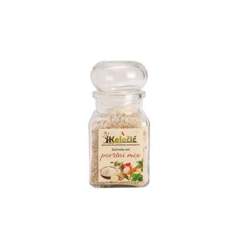 Začinska sol povrće
